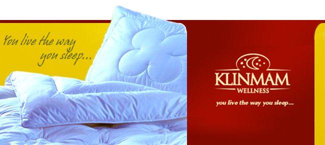 Klinmam termékcsalád - bemutató oldal