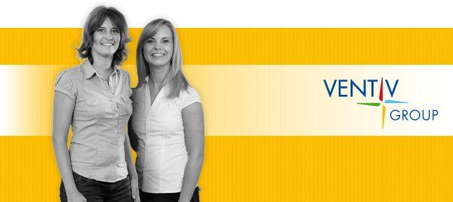 Ventiv Group - központi weboldal