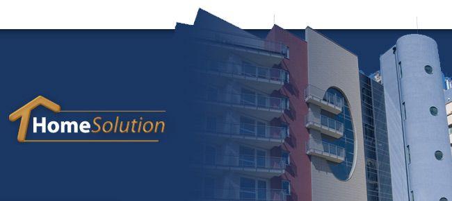 Home Solution központi weboldal