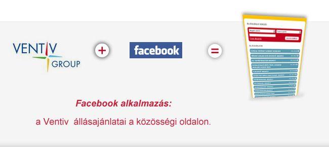 Ventiv facebook Álláskereső
