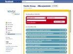 Ventiv - Facebook álláskereső